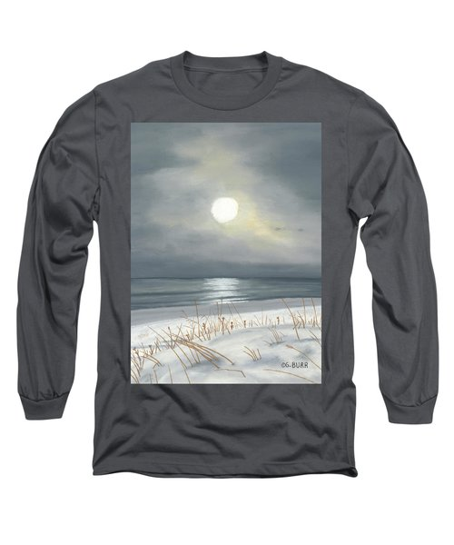 Lake Michigan Long Sleeve T-Shirt