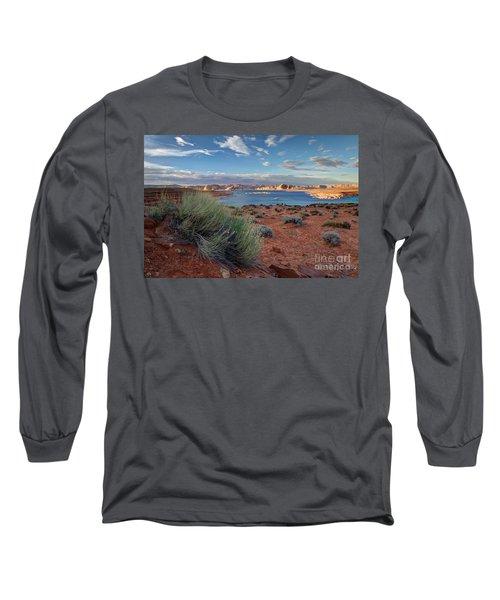 Lake Powell Page Arizona Long Sleeve T-Shirt