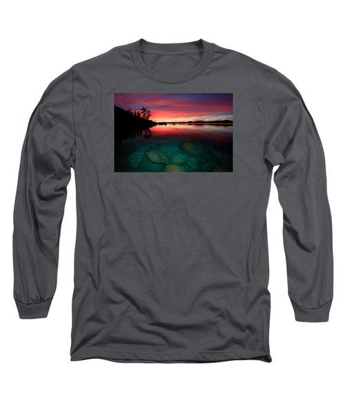 Lake Tahoe Jewels Long Sleeve T-Shirt