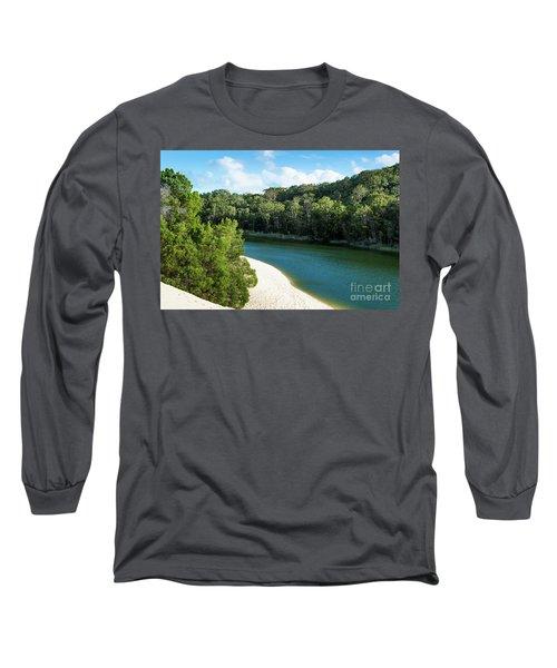 Lake Wabby Long Sleeve T-Shirt