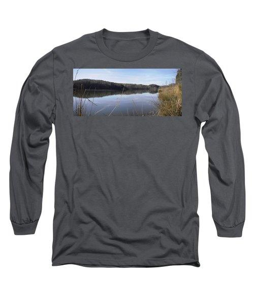 Lake Zwerner Early Spring Long Sleeve T-Shirt