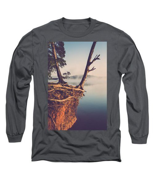 Lakeside Cliff Long Sleeve T-Shirt