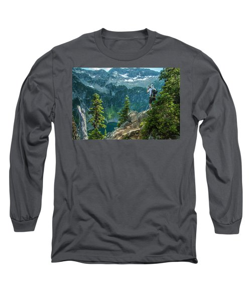 Lakeside View Long Sleeve T-Shirt