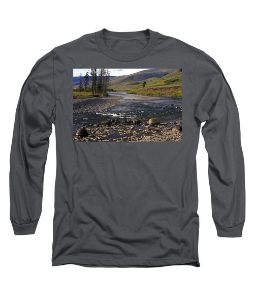 Lamar Valley 3 Long Sleeve T-Shirt