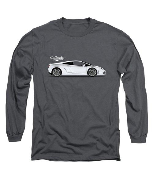 Lamborghini Gallardo Long Sleeve T-Shirt