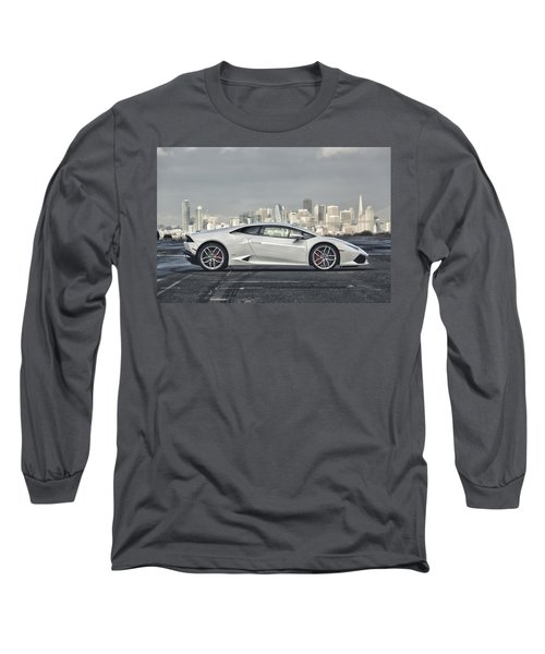 Lamborghini Huracan Long Sleeve T-Shirt