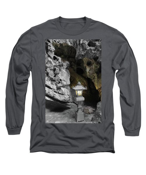 Lamp In Marble Mountain Long Sleeve T-Shirt