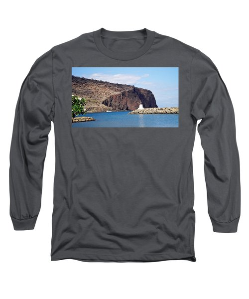 Lanai Harbor Long Sleeve T-Shirt