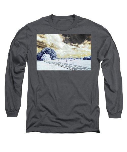 Lancaster Farm In Ir Long Sleeve T-Shirt
