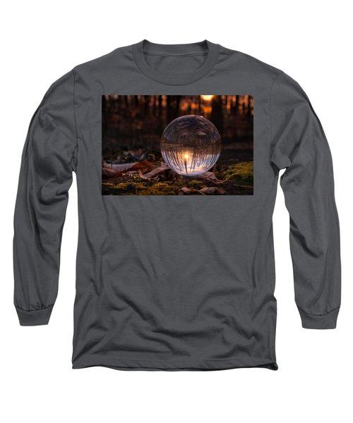 Landscape Long Sleeve T-Shirt by Craig Szymanski