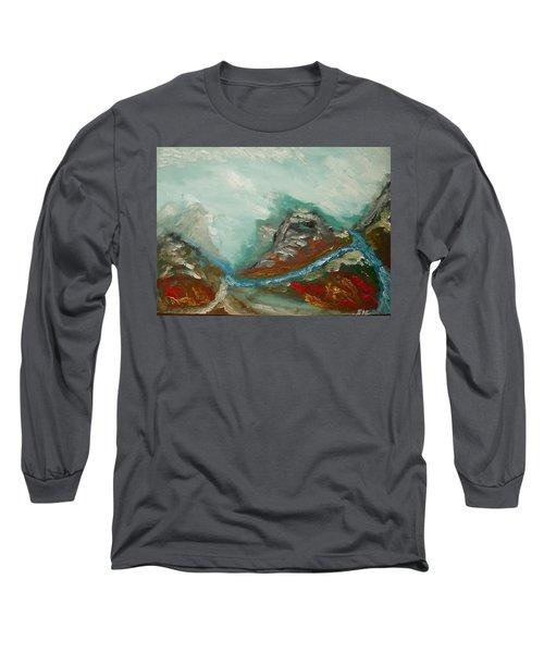 Landscape. Fantasy 19-2. Long Sleeve T-Shirt
