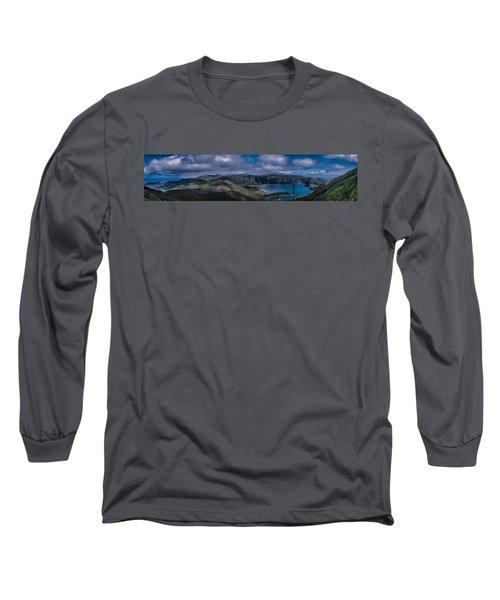 Landscapespanoramas007 Long Sleeve T-Shirt