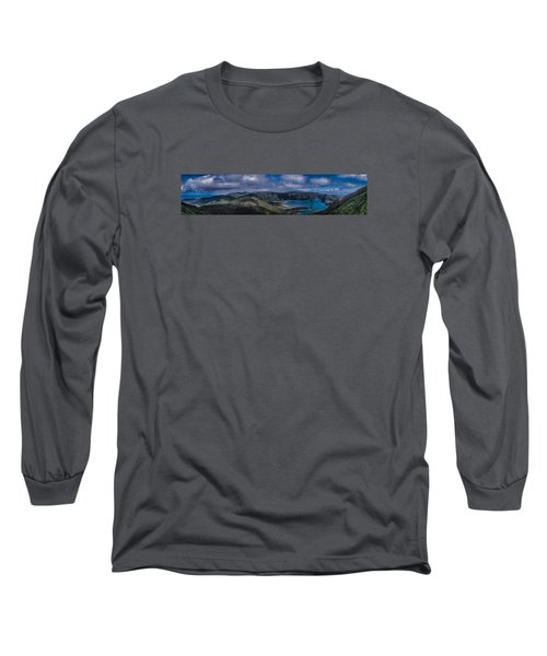 Landscapespanoramas007 Long Sleeve T-Shirt