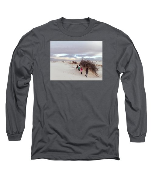 Exploring The Dunes Long Sleeve T-Shirt