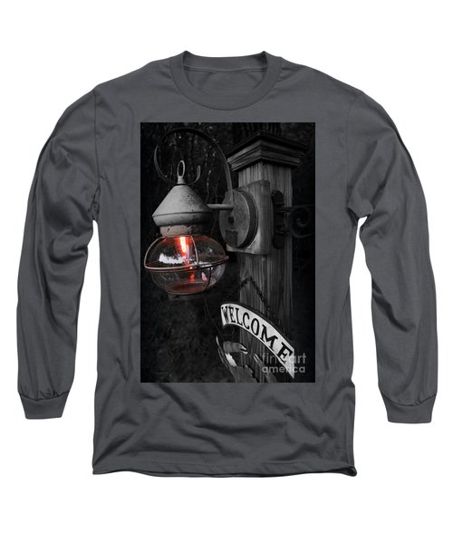 Long Sleeve T-Shirt featuring the photograph Lantern by Brian Jones