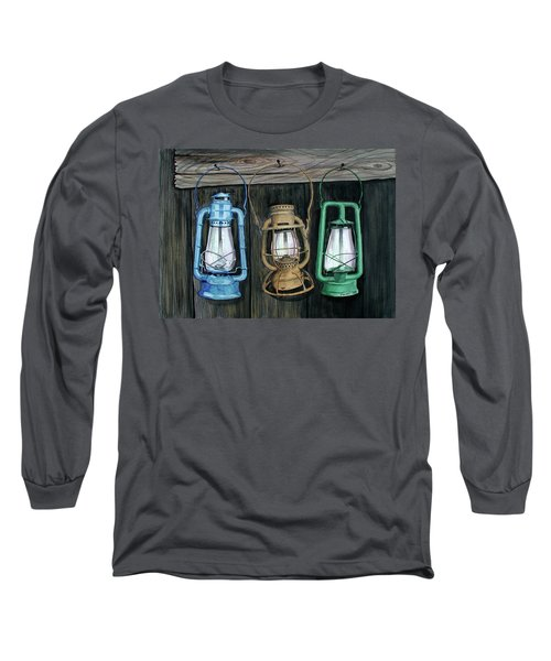 Lanterns Long Sleeve T-Shirt