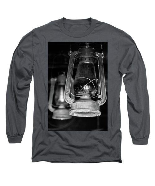Long Sleeve T-Shirt featuring the photograph Lanterns by Jay Stockhaus
