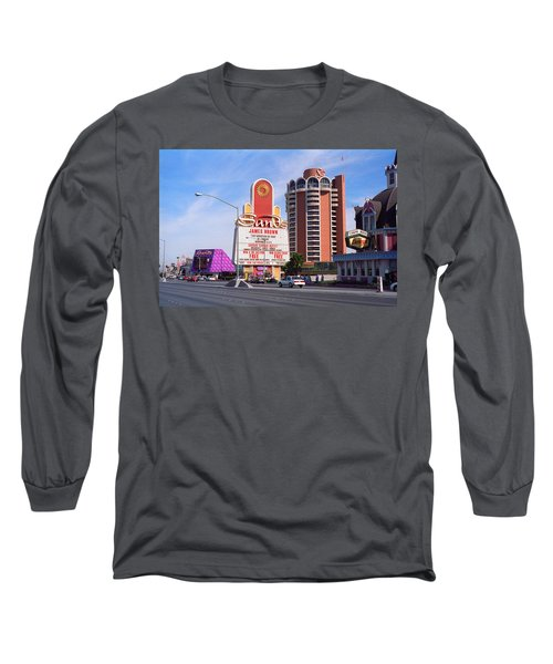 Las Vegas 1994 #1 Long Sleeve T-Shirt by Frank Romeo