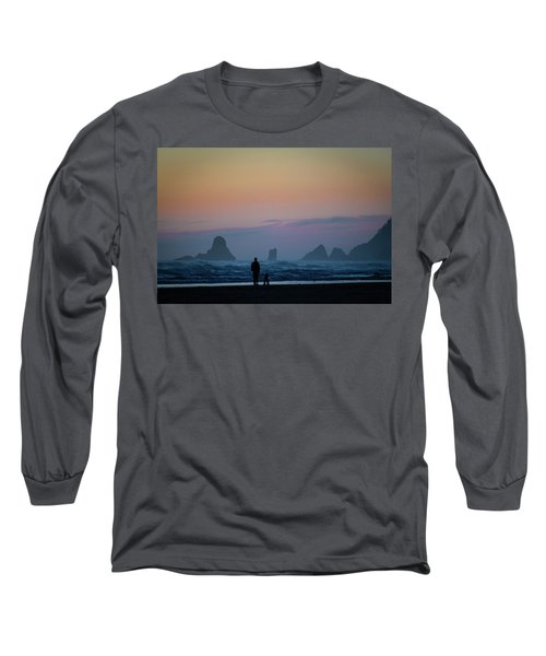 Last Colors Long Sleeve T-Shirt