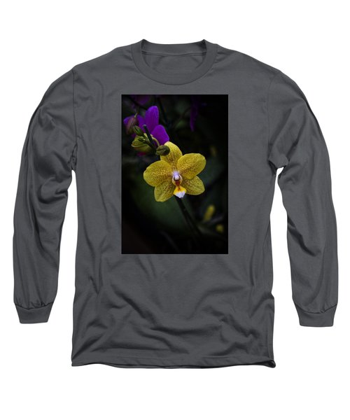 Last Dance Long Sleeve T-Shirt by Lucinda Walter