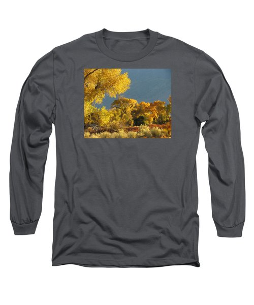Last Light In Bishop 2 Long Sleeve T-Shirt