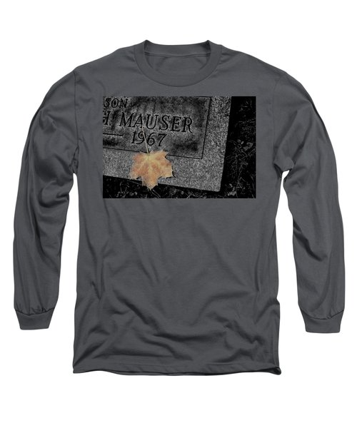 Last Piece Of Fall Long Sleeve T-Shirt