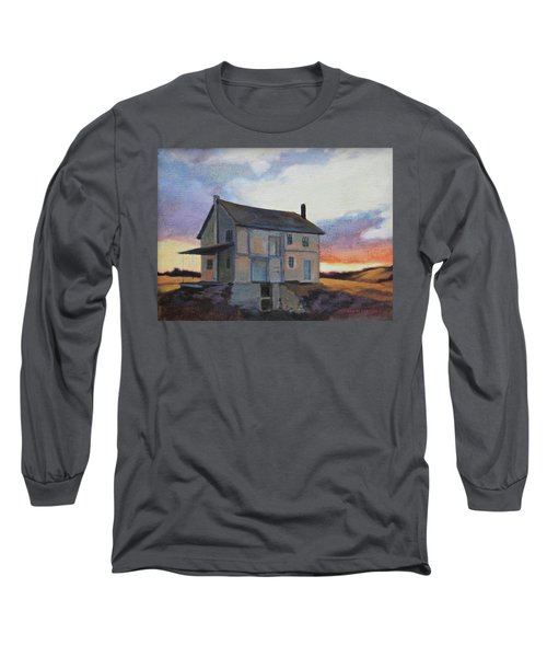 Last Stand Long Sleeve T-Shirt by Andrew Danielsen