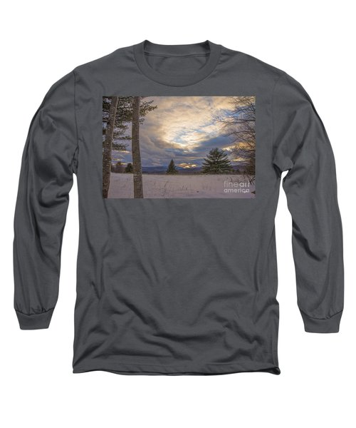 Last Sunset Of 2015 Long Sleeve T-Shirt