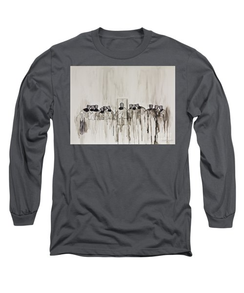 Last Supper Long Sleeve T-Shirt