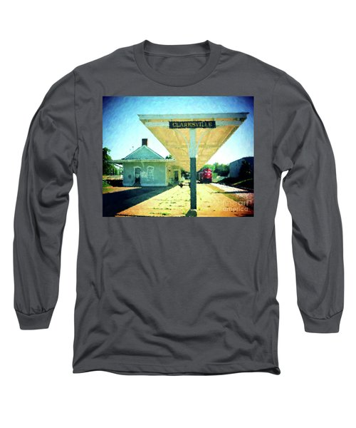 Last Train To Clarksville Long Sleeve T-Shirt
