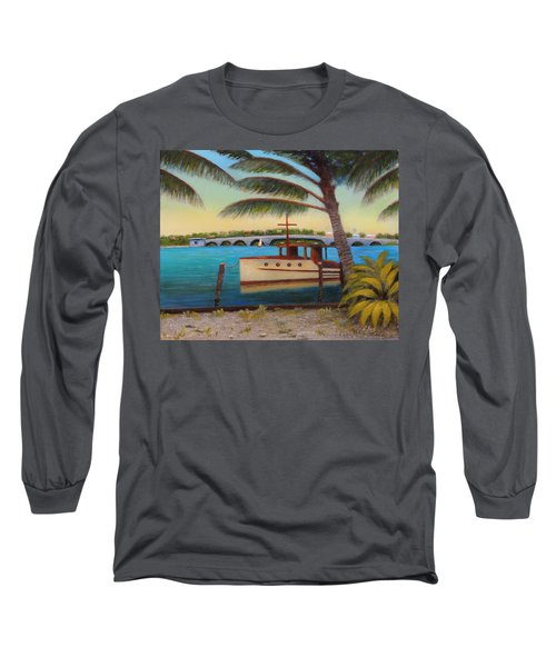 Late Afternoon Long Sleeve T-Shirt