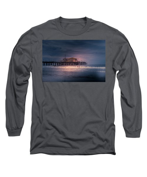 Late Evening Swim Long Sleeve T-Shirt