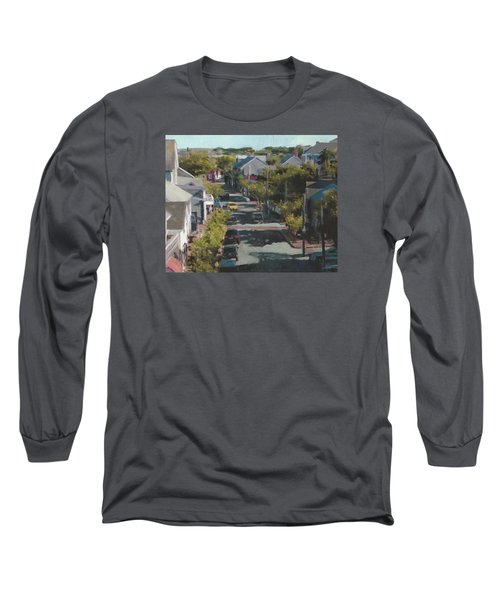 Late Summer Nantucket Long Sleeve T-Shirt