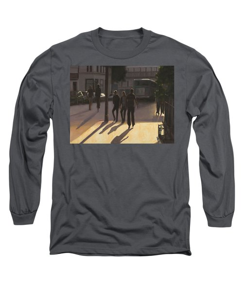 Latin Quarter Long Sleeve T-Shirt