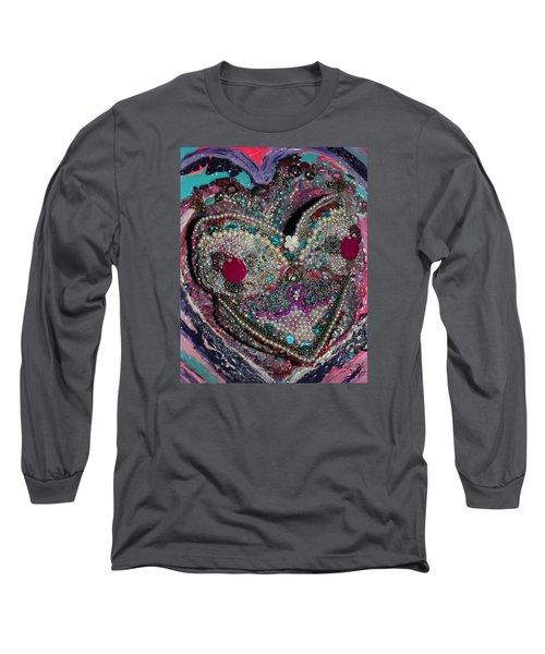 Latrease - My Angel And Heart Imani, Survivor  Long Sleeve T-Shirt