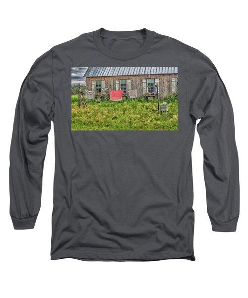 Laundry Long Sleeve T-Shirt