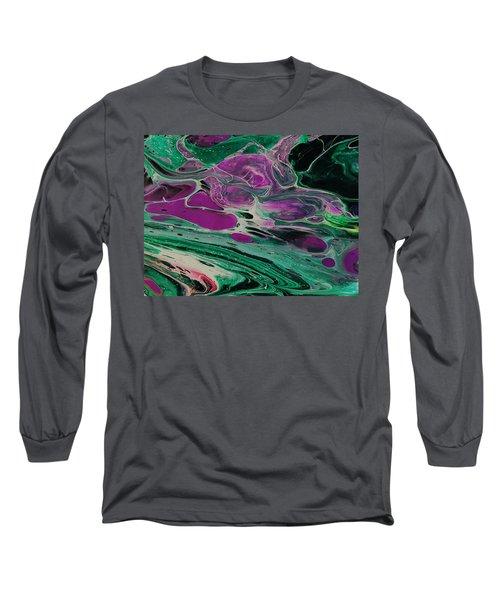 Lava From Venus Long Sleeve T-Shirt