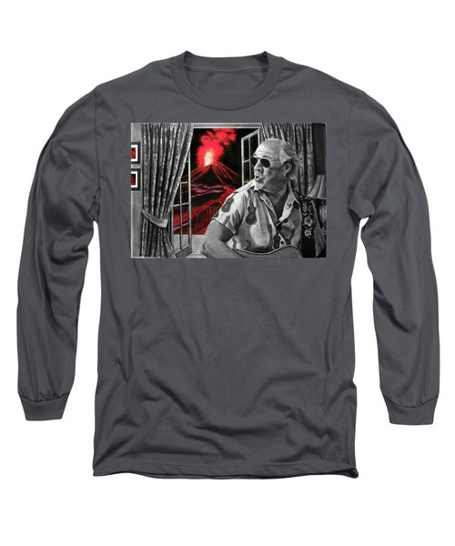Lava Me Now Or Lava Me Not Long Sleeve T-Shirt