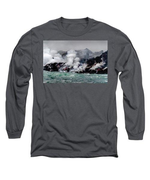 Lava Shelf Long Sleeve T-Shirt