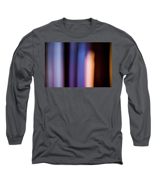 Long Sleeve T-Shirt featuring the photograph Lavender And Rose Gold No. 2 by Shara Weber