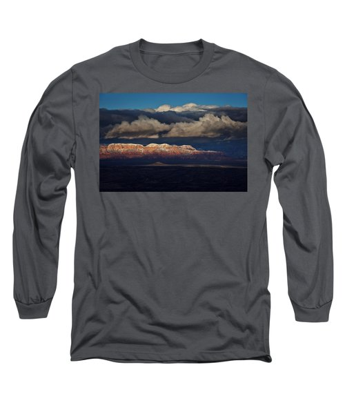 Layered Light Long Sleeve T-Shirt