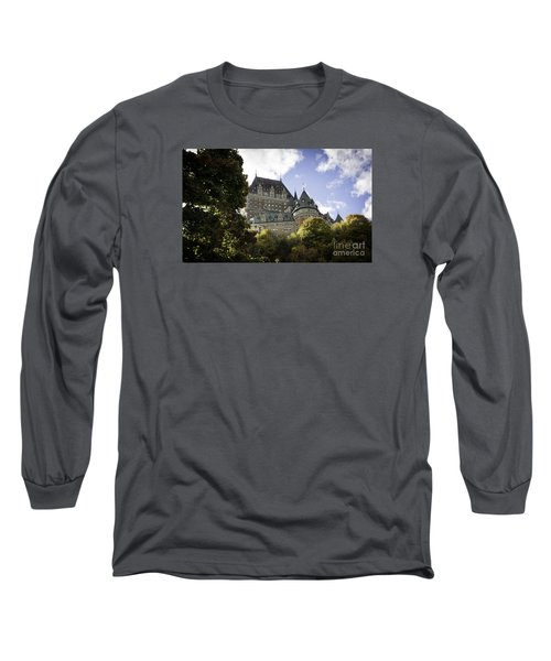 Le Chateau #2 Long Sleeve T-Shirt