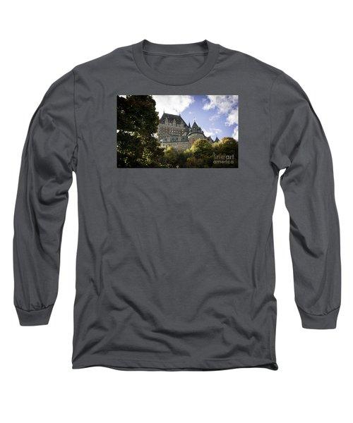 Le Chateau #2 Long Sleeve T-Shirt