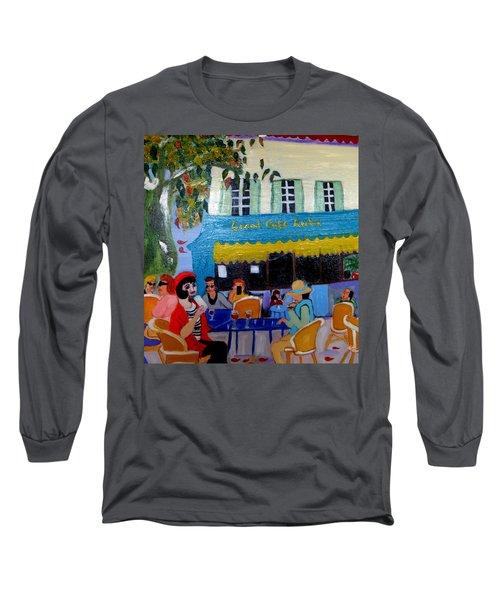 Le Grand Cafe Riche Long Sleeve T-Shirt