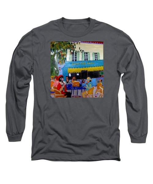 Le Grand Cafe Riche Long Sleeve T-Shirt