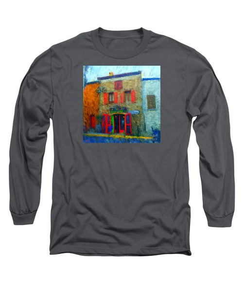 Le Lezard Restaurant Long Sleeve T-Shirt