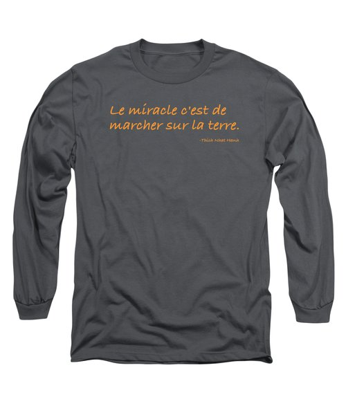 Le Miracle Long Sleeve T-Shirt