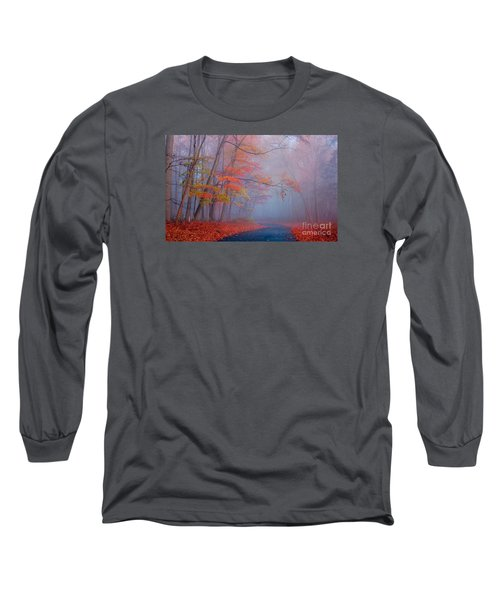 Journey Long Sleeve T-Shirt by Rima Biswas