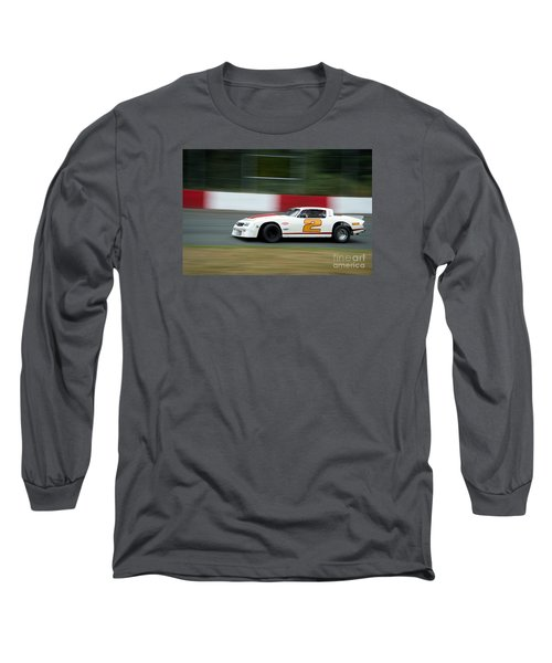 Leading The Pack In The Turn Long Sleeve T-Shirt