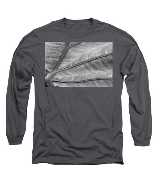 Leaf Abstraction Long Sleeve T-Shirt